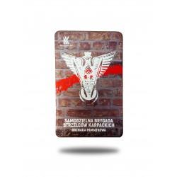 Magnes odznaka SBSK