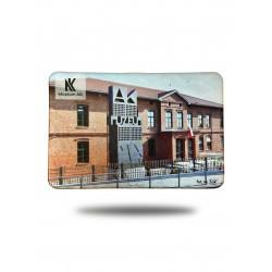 Magnes budynek Muzeum AK