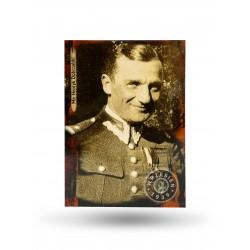 Pocztówka - mjr H. Dobrzański