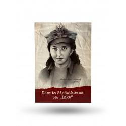 """Zeszyt - Danuta Siedzikówna """"Inka"""""""