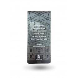 Bookmark z cytatem